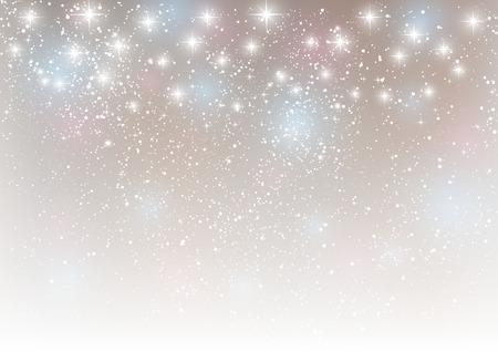 あなたの設計のための抽象的な星空の背景