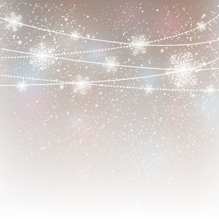 Abstract shiny background for Your design Ilustracja