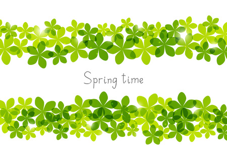 sprint: Floral sprint time background