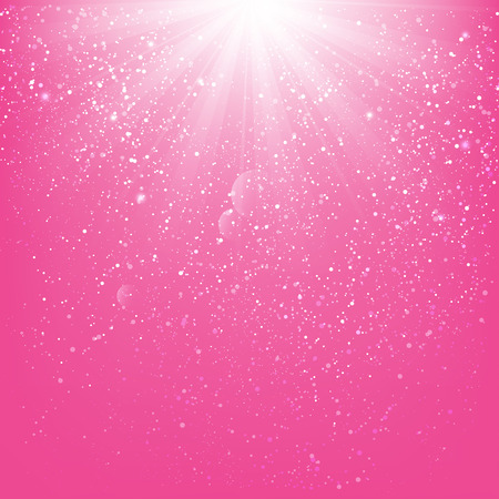 light pink: Shiny light background for Your design Illustration