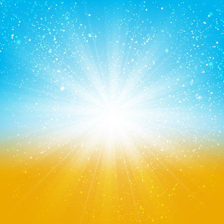 Shiny light background for Your design 免版税图像 - 40686777