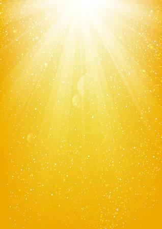 Shiny light background for Your design Illustration