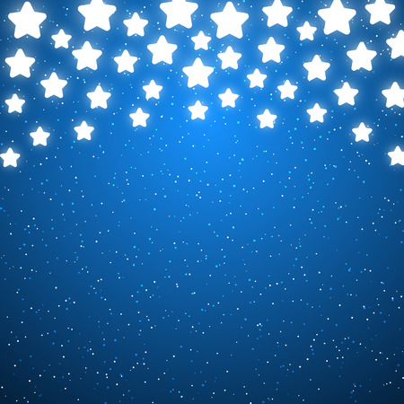 sparkle background: Starry background for Your design