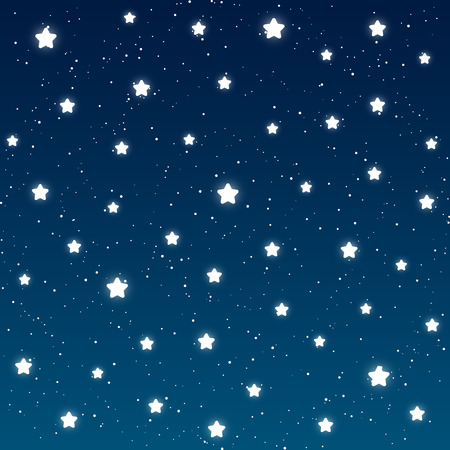 night background: Starry night background for Your design