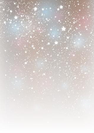 feestelijk: Starry achtergrond voor uw ontwerp