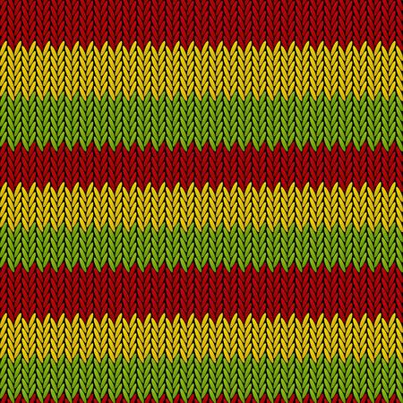 reggae: Seamless reggae tricoté pour votre conception
