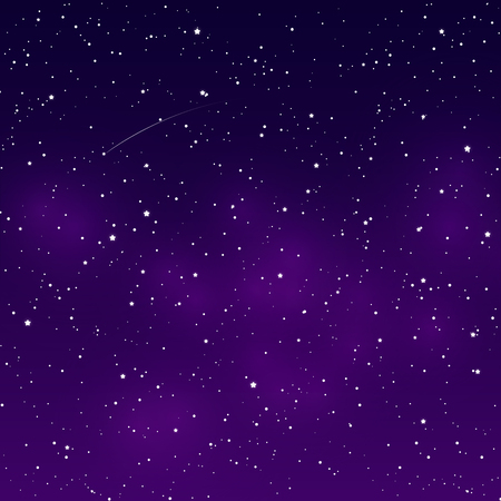 glowing star: Space background for Your design