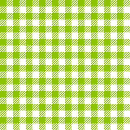 light green: Seamless pattern with fabric texture Illustration