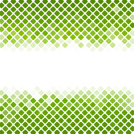 green backgrounds: Abstract geometric background for Your design Illustration