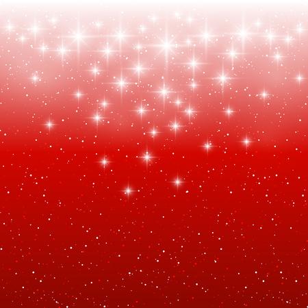 estrellas de navidad: La luz de fondo estrellado por su diseño