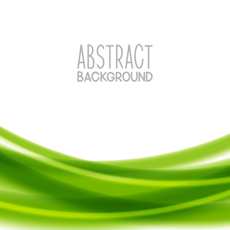 motion modern: Abstract background with green elements