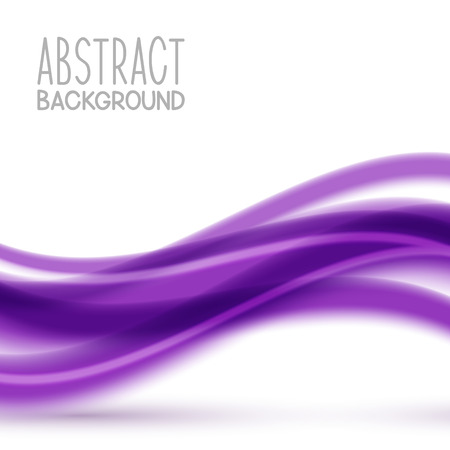Abstract background with purple elements