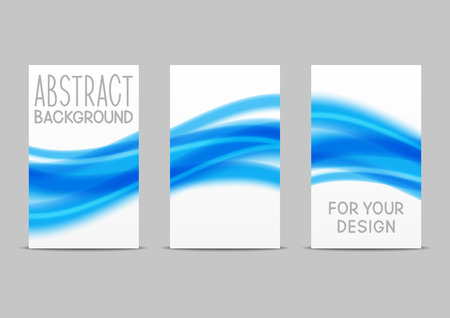colour image: Set of 240 x 400 size vertical banners for Your design