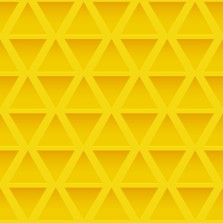 industry pattern: Pattern with yellow geometric ornate