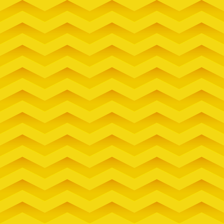 industry pattern: Seamless pattern with yellow relief ornate