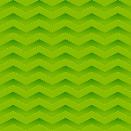 Naadloos patroon met groene reliëf versierd