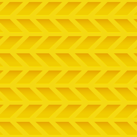 industry pattern: Seamless pattern with yellow geometric ornate Illustration