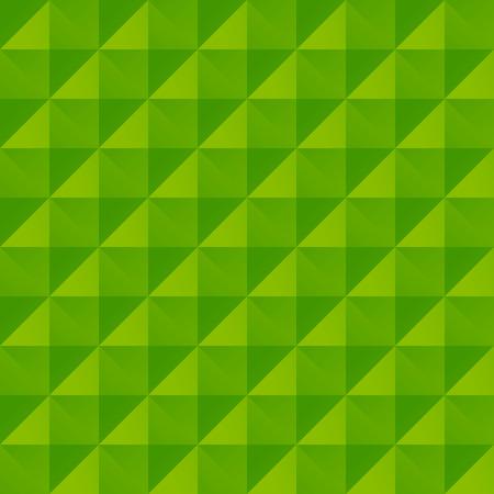 Naadloos patroon met groene reliëf