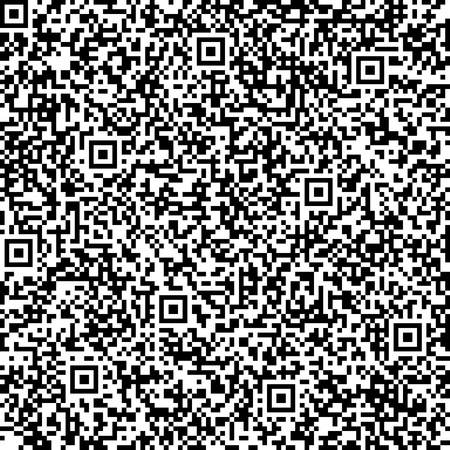 Seamless abstract background with QR code pattern photo