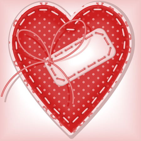 Valentines Day. heart 1. Similar in a portfolio Vector