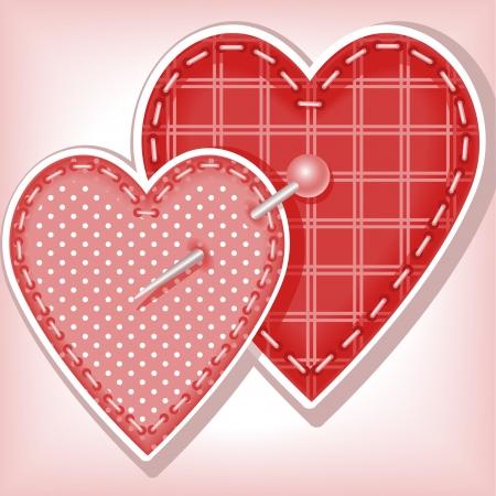 needlework: Valentines Day. heart 5. Similar in a portfolio