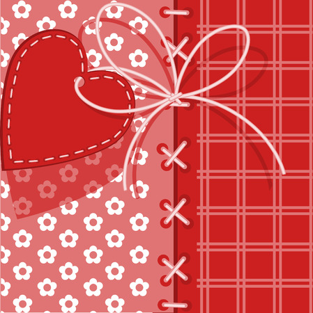Valentines Day. heart 8. Similar in a portfolio Vector
