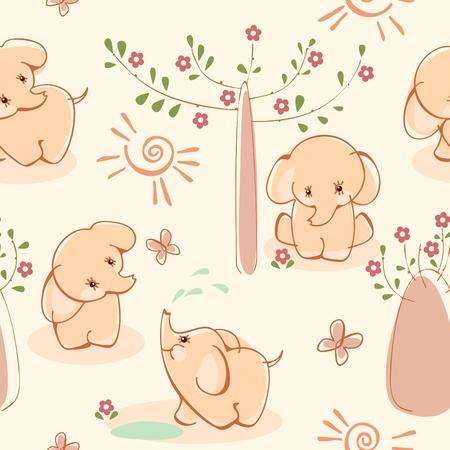 similar: Wallpaper with elephant calves. Similar to portfolio