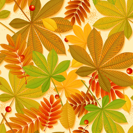 giving: Autumn background with leaf.  Happy thanksgiving day