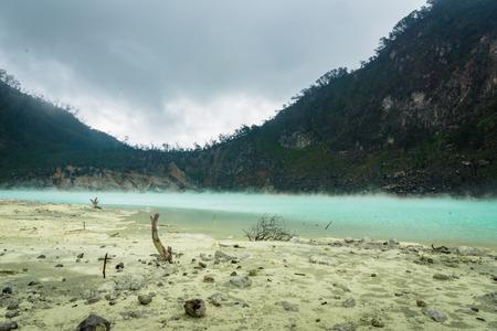 The view of Kawa Putih,