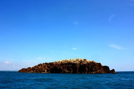 the deep south: jelapi island-pattani thailand