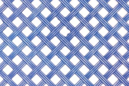 interlace: plastic Interlace texture