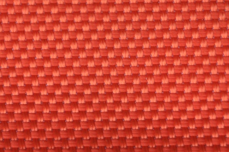 orange fabric texture photo