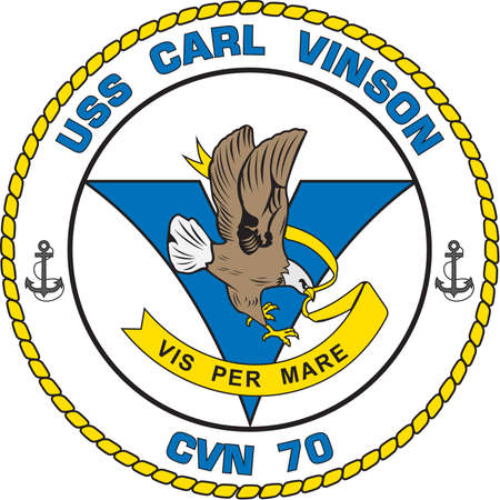 USS Carl Vinson is the United States Navy's third Nimitz-class supercarrier. She is named for Carl Vinson, a Congressman from Georgia, in recognition of his contributions to the U.S. Navy.