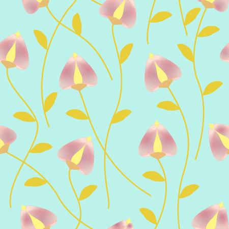 적합: Seamless background suitable for wallpapers, backgrounds,textile, print and page fill