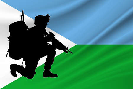 Independence Day Djibouti. Military of Djibouti. Day of Remembrance of the Fallen Soldiers Djibouti.