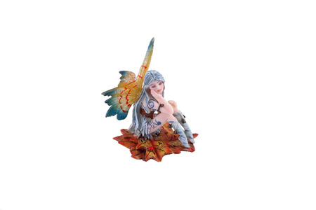 collectible: Figurine collectible ornament. Stock Photo