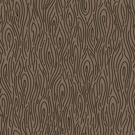 Retro wood seamless pattern - Vector illustration Stock Vector - 24230911