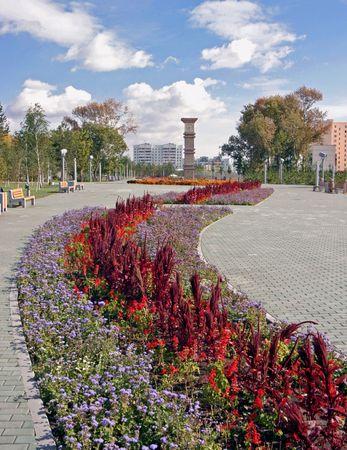 astana: Astana city Stock Photo