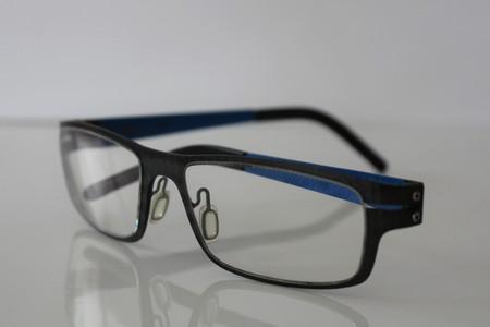 Eyeglasses. Eyeglasses isolated on white background. Modern medical eyeglasses.