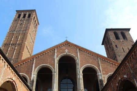 Church of Sant'Ambrogio in Milan
