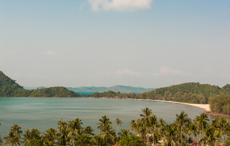 chand: chand island in thailand Stock Photo