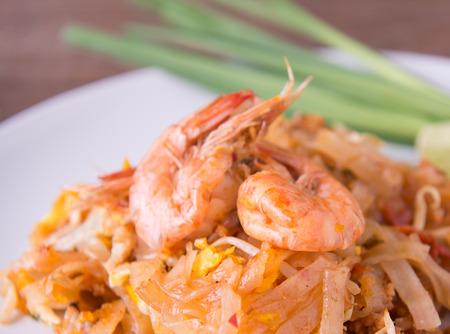 Thai style noodles / padthai Stock Photo - 29737981