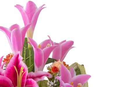 arrange: flowers bouquet arrange for decoration in home Stock Photo