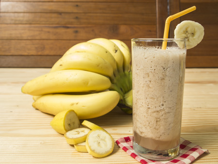 licuado de platano: Plátano Smoothies