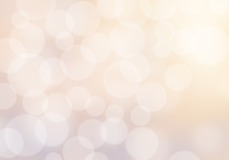 Abstract bokeh nature background.