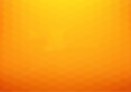Abstract orange bokeh and blur nature background.
