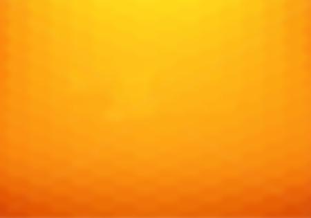 Streszczenie pomarańczowy bokeh i rozmycia tle przyrody.