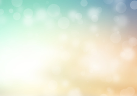background backgrounds: Abstract  bokeh and smoke, blur nature background. Stock Photo