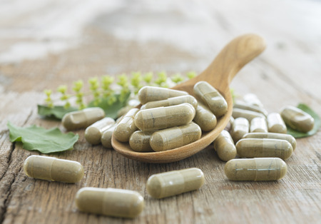 nutritional: Herb capsule, Nutritional Supplement, Vitamin Pill, Herbal Medicine.