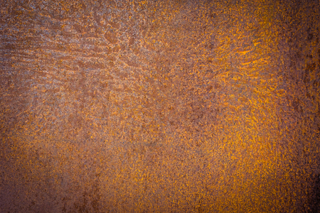 Metal rust background, Decay metal background, Old grunge rustic metal texture use for background. Standard-Bild - 116707155